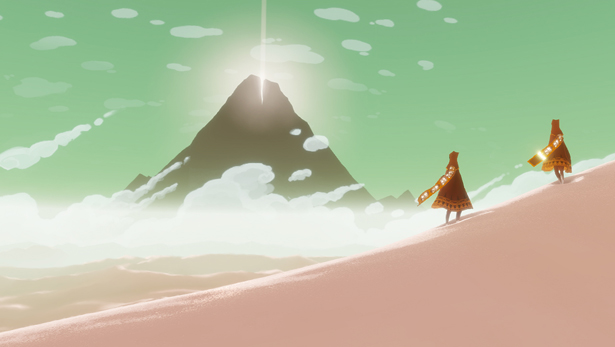 Concept Art from Journey