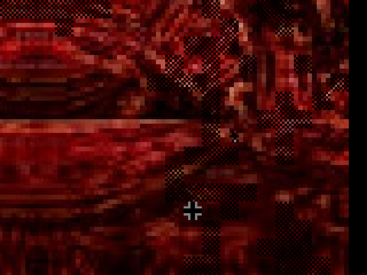 A screenshot of the Hell Room